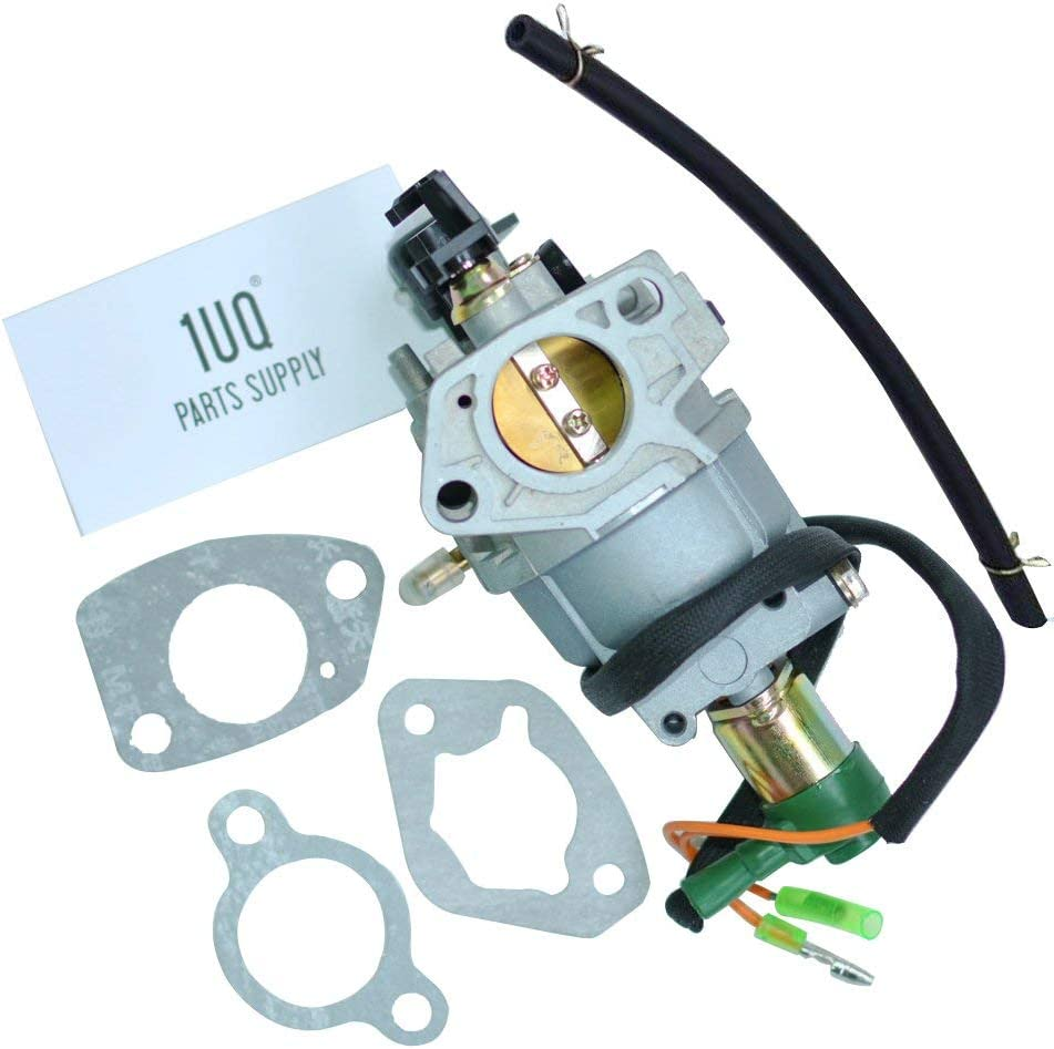 1UQ Carburetor Max 78% Cheap mail order specialty store OFF Carb for McCulloch 7.8KW FG7000MA Watt 7800 Watts