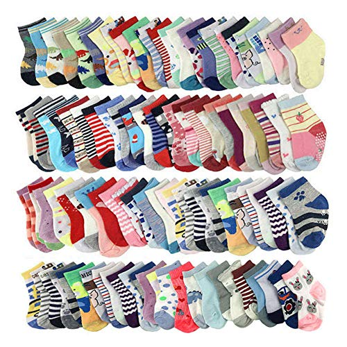 Baby Boys Socks Wholesale 20 Pairs Baby Socks Cotton Boy 0-12 months