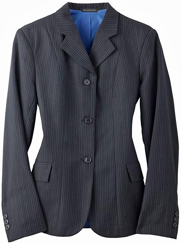DEVON-AIRE Womens Navy Ranking TOP3 Pin Coat Cash special price