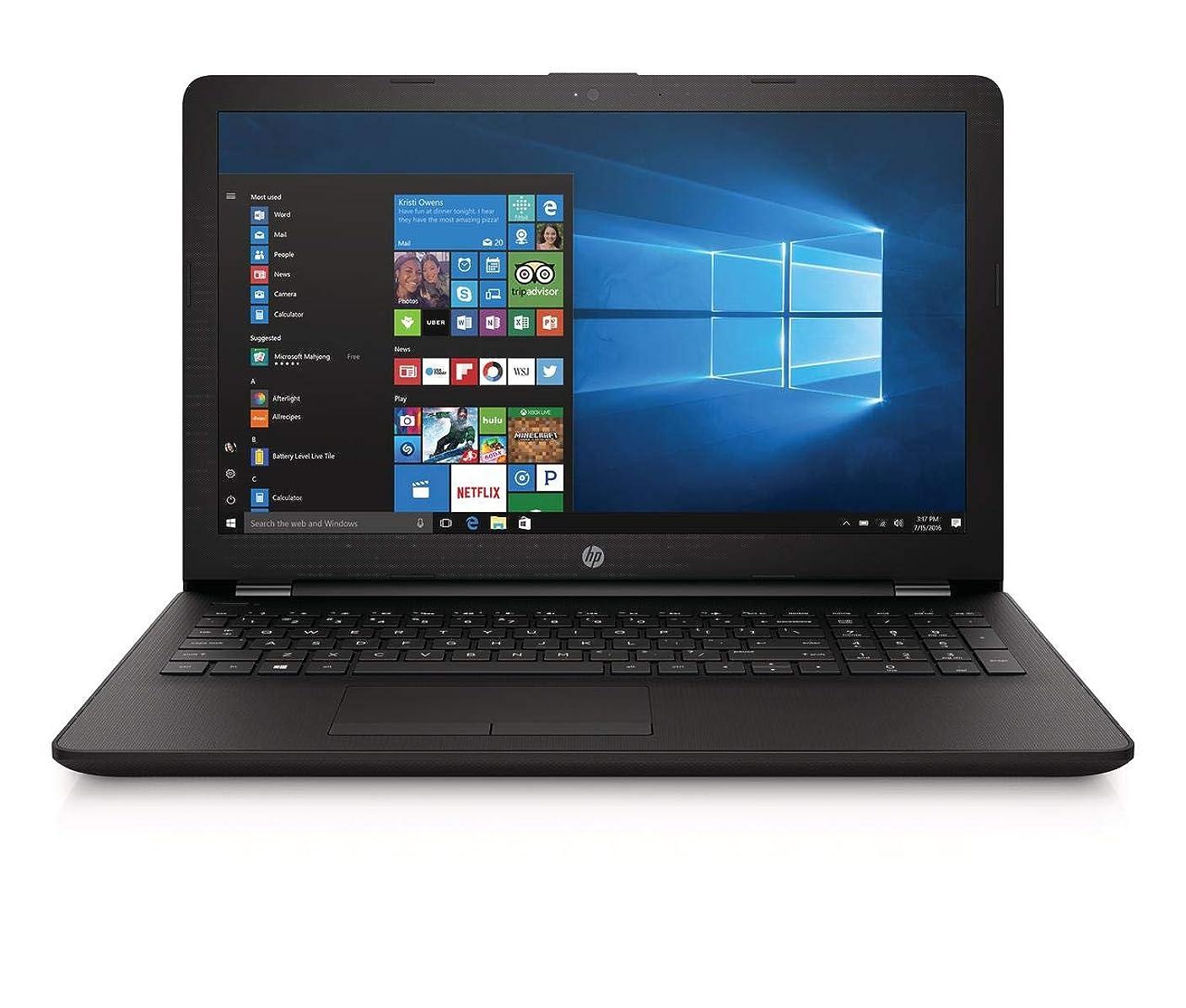 推論機械メンターHP 15-bs212wm 15.6インチノートブックPC - Intel Celeron N4000 4GB 500GB DVDRW Windows 10(更新)
