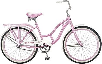 Schwinn Destiny Women's Cruiser Bike, Single Speed, 24