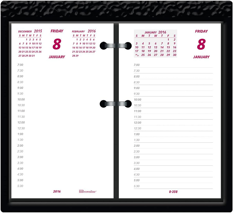 braunline 2016 Desk Calendar Jumbo, Jumbo, Jumbo, Refill, Virgin Paper, 6 x 3.5 (C2R-16) by braunline B00Z9XALW0 | Spielen Sie Leidenschaft, spielen Sie die Ernte, spielen Sie die Welt  3677e9