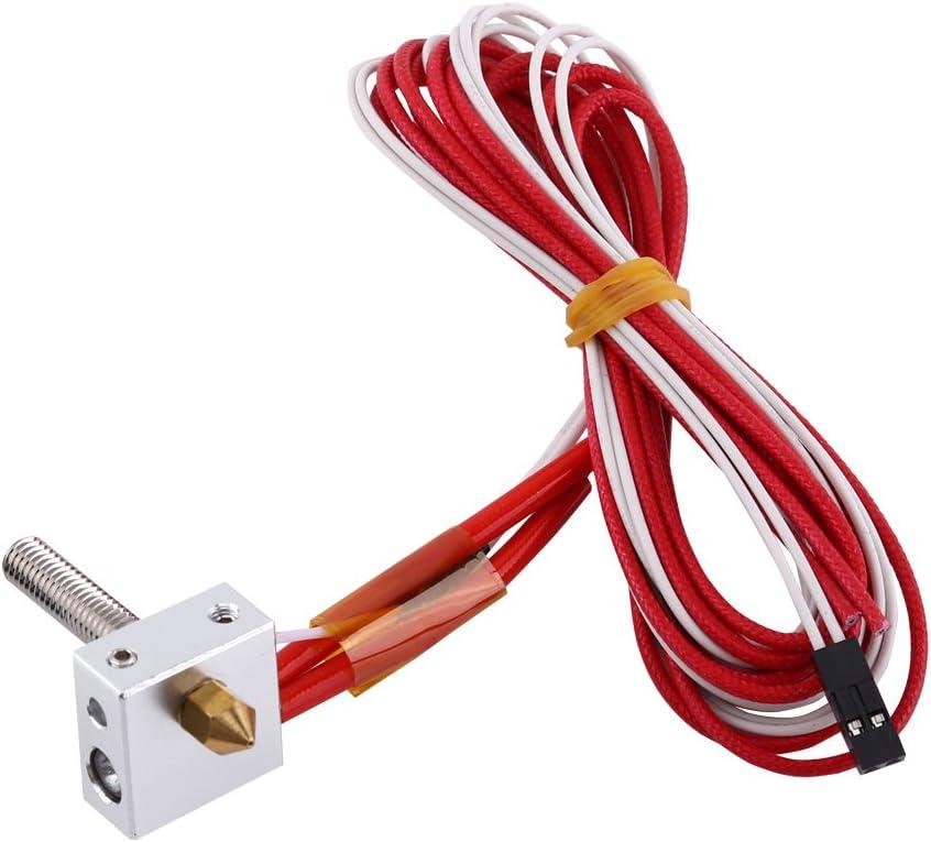 Hot End Kit Assembled Extruder Prin low-pricing Nozzle Set 0.4mm Super sale 3D