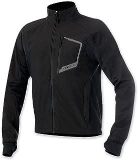 Alpinestars Men's Tech Layer Black Jacket, 2XL