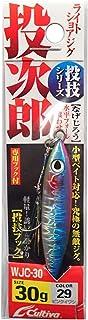 オーナー(OWNER) メタルジグ WJC-30 投次郎30 No.31994 29 ピンクイワシ
