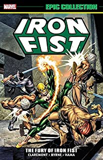 Best iron fist collection Reviews