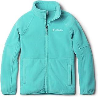 Columbia Youth Basin Trail Fleece Full Zip Jacket, Soft Fleece, Classic Fit