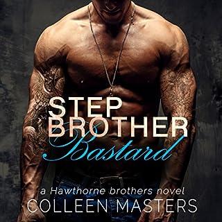 Stepbrother Bastard audiobook cover art