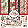 Echo Park Paper Company Perfect Christmas Collection Kit |