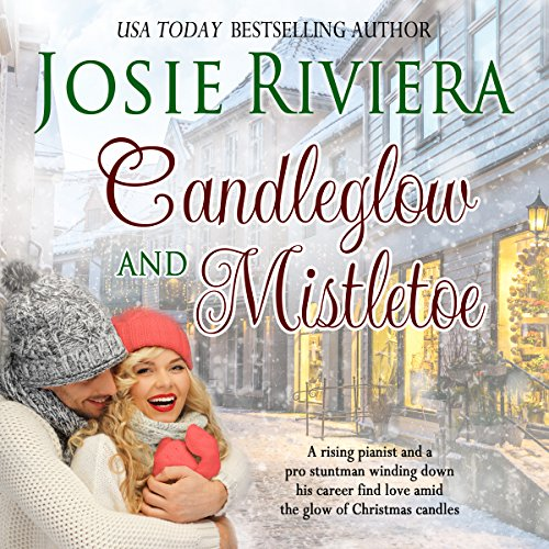 Candleglow and Mistletoe cover art