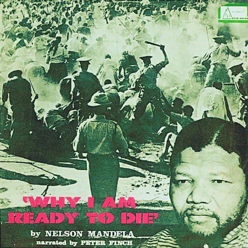 Peter Finch feat. Nelson Mandela