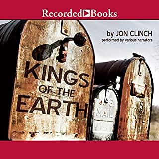 Kings of the Earth audiobook cover art