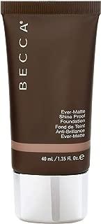 Becca Cosmetics Ever-Matte Proof Shine Foundation, Mahogany