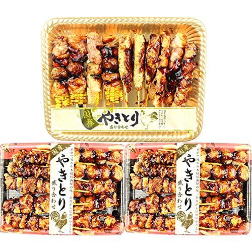 焼鳥7種類詰め合わせセット もも ももねぎ 皮 丸つくね 棒つくね BBQ串 むねウィンナー 7種類 計30本 串惣 宅飲み おつまみ 惣菜 焼鳥 レンジで簡単