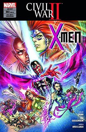 Civil War II Sonderband: Bd. 3 (von 3): X-Men