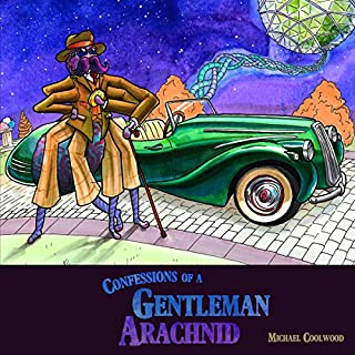 Confessions of a Gentleman Arachnid cover art