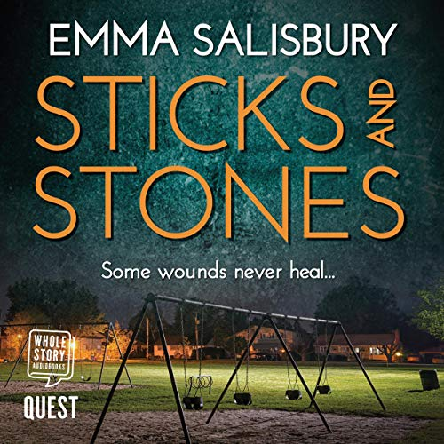 Sticks and Stones  By  cover art