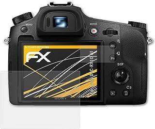 """3/"""" Conjunto de 5 Cámara LCD Pantalla Protector Protector para Sony CyberShot DSC RX10 III"""