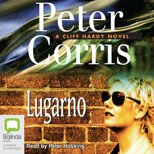 Lugarno audiobook cover art