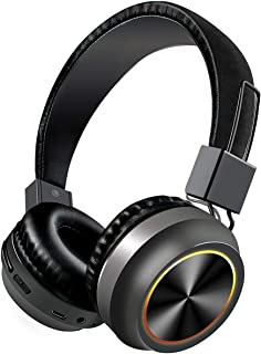 WZTO Auriculares Diadema, Auriculares Bluetooth Estéreo Ina