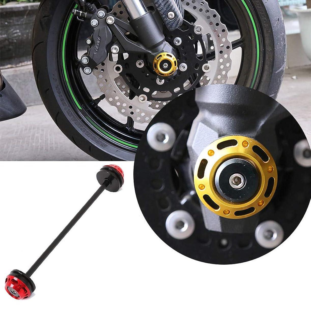王室ブラシアレルギー性オートバイCNCアルミフロントアクスルフォークボディフレームプロテクタースライダーアンチクラッシュパッドプロテクター用カワサキz800 2013-2017 Z1000SX NINJA Z1000 20