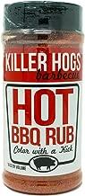 Killer Hogs Hot BBQ Rub 16 Ounces