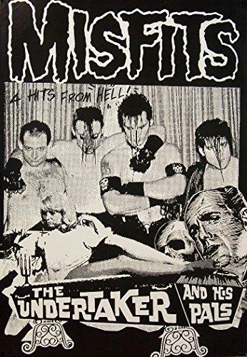 Misfits/Undertaker Poster Drucken (91,44 x 60,96 cm)