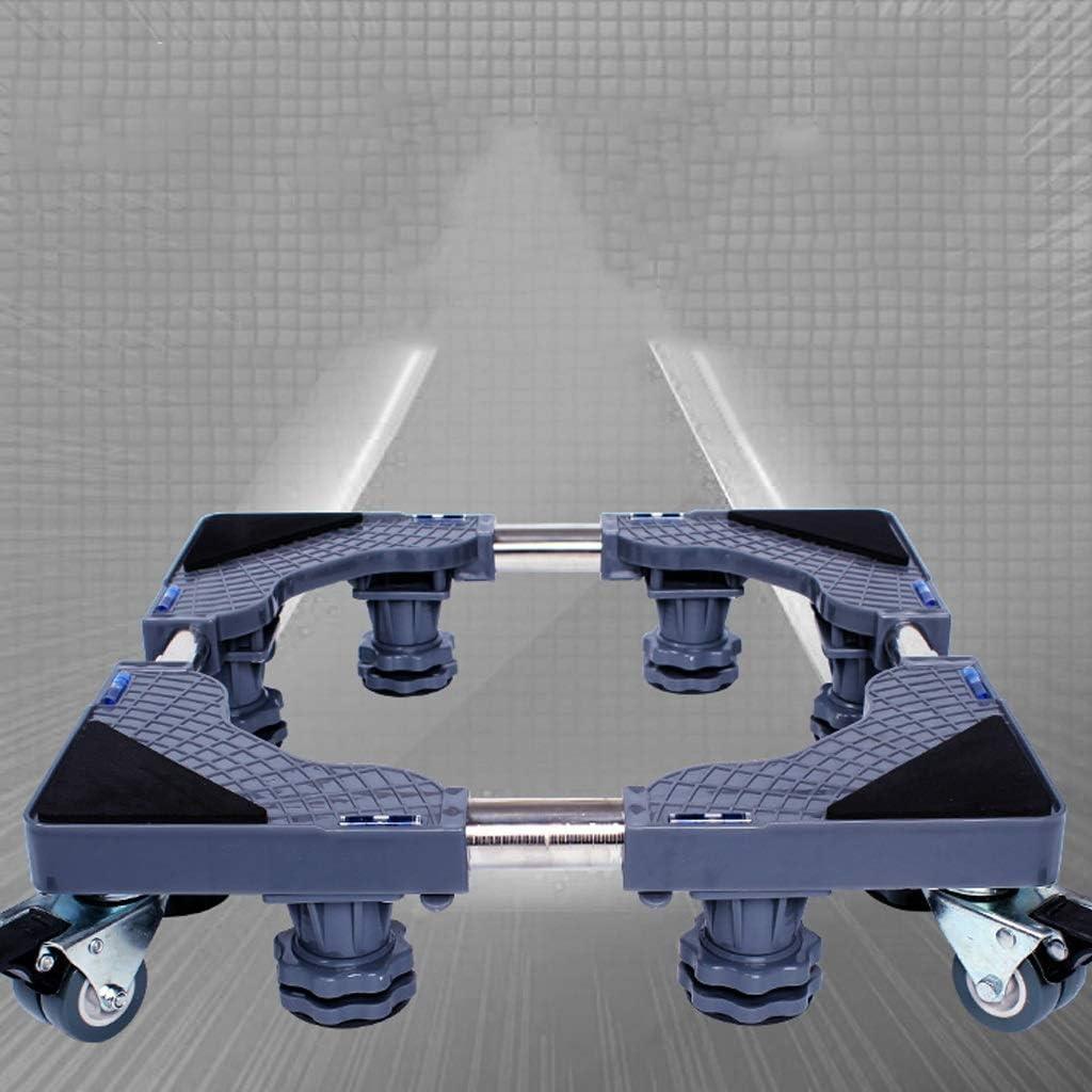 XingKunBMshop Furniture Dolly Roller Adjustabl Mail order Max 71% OFF Movable Size Base