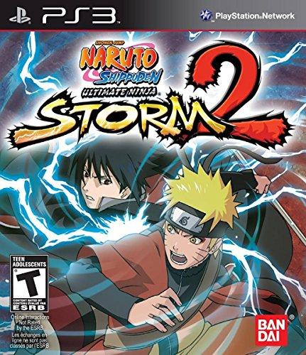 Ps3 naruto shippuden : ultimate ninja storm 2 (eu)