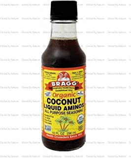 Bragg Coconut Aminos, All Purpose Seasoning, 10 Oz, Single