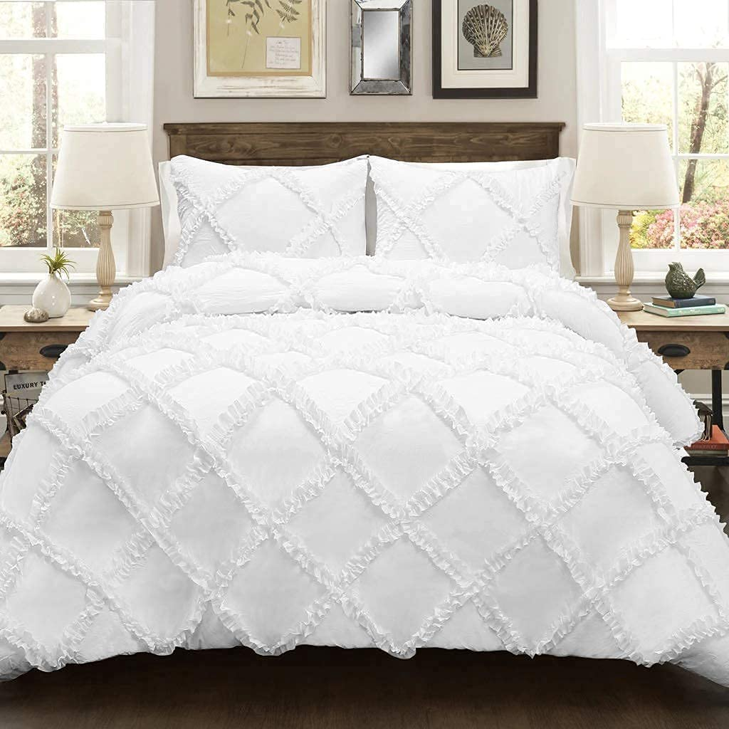 100% Egyptian Outstanding Cotton Premium Hotel Piece Class lowest price Bedding 3 Diamond