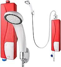 Mini elektrische boiler, keuken, douche, 3000 W, elektronisch ondertafel, direct warmwaterbereider, 30-45 °C, tank-waterhe...