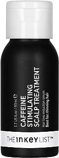 The INKEY List 1% Caffeine Stimulating Scalp Hair Loss Reduction Serum Overnight Treatment 50ml