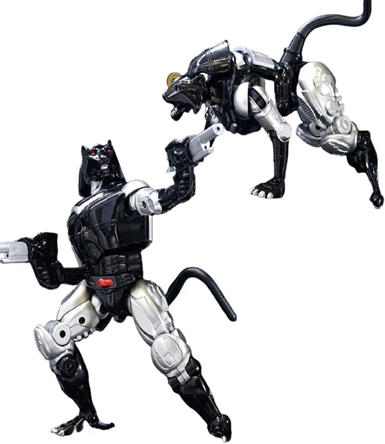 MKLL Max 77% OFF Transformer Toys BWM 04 Black Ravage War Action Houston Mall Beast Agent