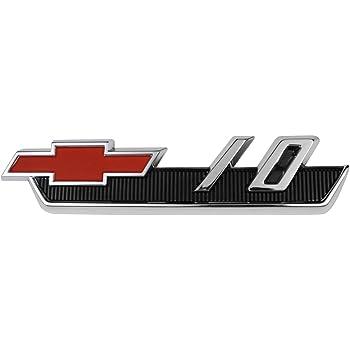 "Trim Parts 9350 Truck Front Fender Emblem 1965 Chevy /""10/"" GMC"