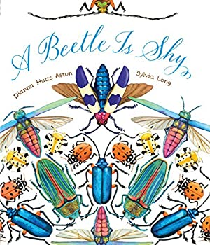 A Beetle Is Shy  Nature Books