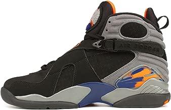 Nike Mens Air Jordan 8 Retro Phoenix Leather Basketball Shoes