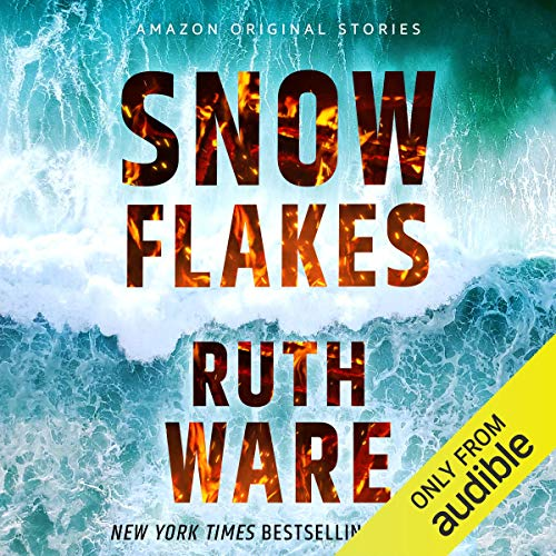 Snowflakes audiobook cover art