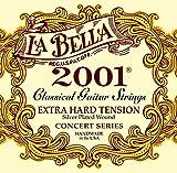 La Bella 653827 Corde per Chitarra Classica Professional Studio, 2001 Muta Professionale, ...