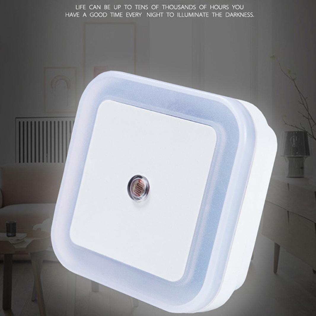 Amazon.com: EnjoCho LED Night Light,Intelligent LED Induction Lamp