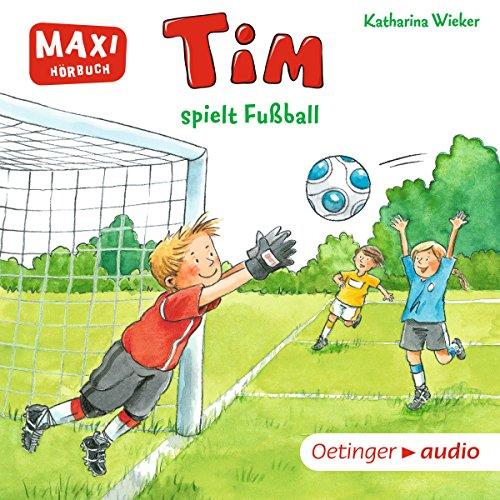 Tim spielt Fußball cover art
