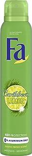 Fa Fa Deospray Caribbean Lemon, 200 ml - 1 Piece