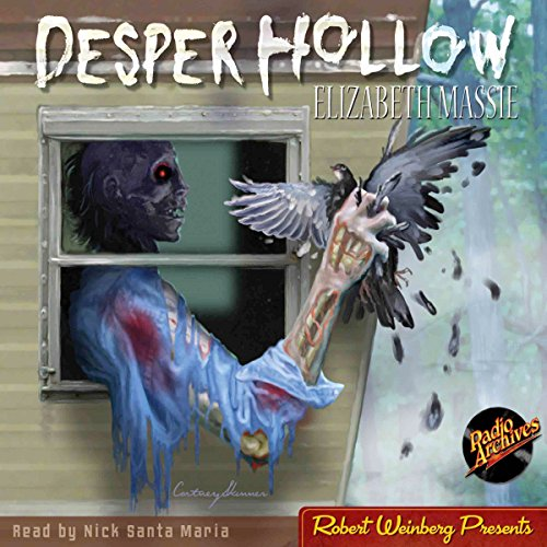 Desper Hollow audiobook cover art