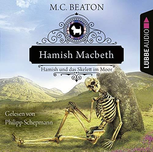 Hamish Macbeth und das Skelett im Moor Titelbild