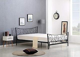 CARELLIA Lit Moderne 120 x 200 cm