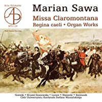 Marian Sawa - Organ Works by Various Artists