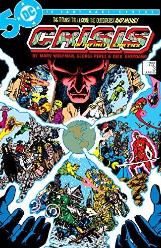 Crisis on Infinite Earths #3 (English Edition)