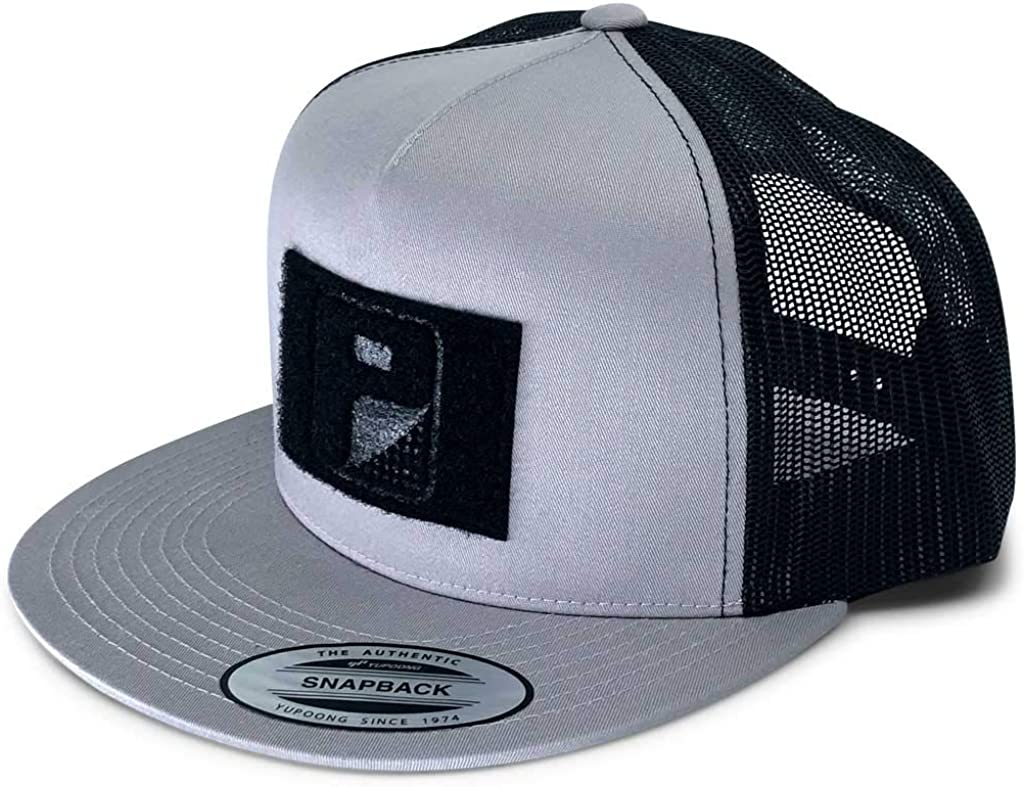 P PULLPATCH Chicago Mall Pull Patch Tactical Snapback NEW Flat Hat Authentic Bi
