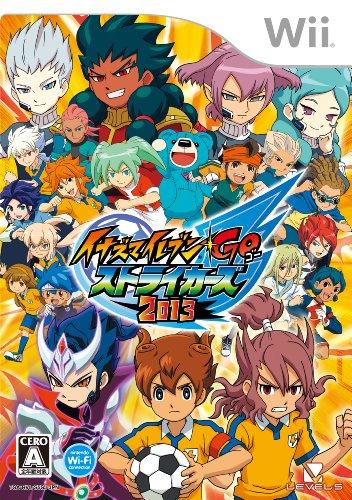 Inazuma Eleven Go: Strikers 2013 [Japan Import] [Spiel NICHT KOMPATIBEL mit europäischenmit / deutschen Wii] [Region gesperrt]