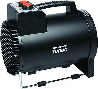 Honeywell CZ502E - Calefactor profesional, color negro